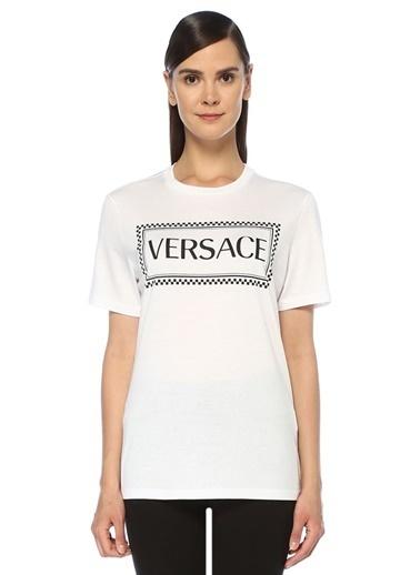 Versace Tişört Beyaz